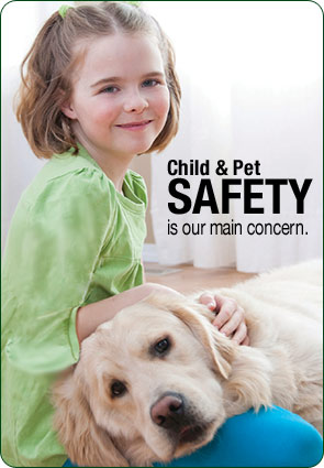 safe for children and pets